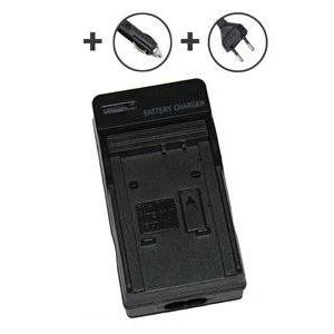 Panasonic Lumix DMC-TZ3EF-S 2.52W batterilader (4.2V, 0.6A)