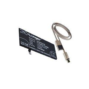 Apple A1633 batteri (1715 mAh, Sort)