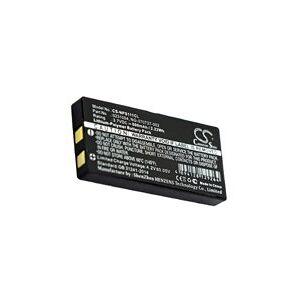 NEC PS3D batteri (600 mAh, Sort)