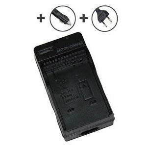 Sanyo Xacti VPC-CA100 2.52W batterilader (4.2V, 0.6A)