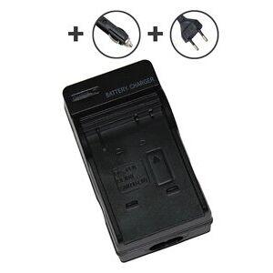 Sanyo Xacti DMX-CG100R 2.52W batterilader (4.2V, 0.6A)