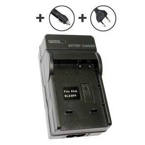 Panasonic Lumix DMC-GF3KBODY 5W batterilader (8.4V, 0.6A)