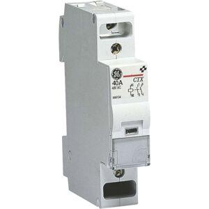 General Electric Modulkontaktor 40A 2P 230VAC/DC - 4124553