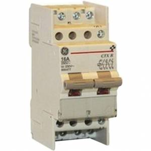 General Electric Modulkontaktor 25A 4P 230VAC 2M - 4124557