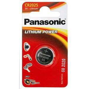 Panasonic Batteri CR2025 - 1 stk.