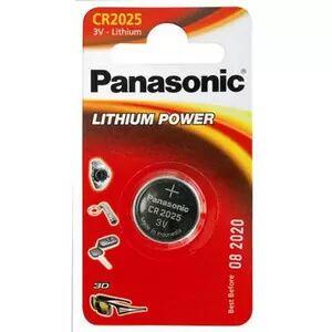 Panasonic Batteri CR2025 - 1 stk.