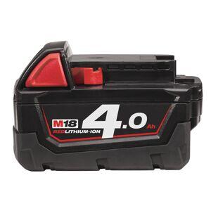 Milwaukee M18™ 4.0 Ah batteri