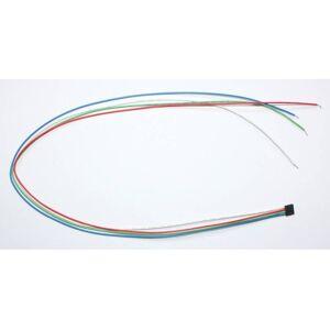Barthelme Anslutningskabel Kabellängd: 500 mm 12 V/DC Barthelme LEDKAB52