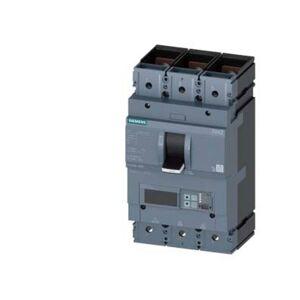 Siemens Brytare 1 st Siemens 3VA2340-5JP32-0JA0 Inställningsområde (ström): 160 - 400 A Växelspänning (max.): 690 V/AC (BxHxD) 138 x 248 x 110 mm