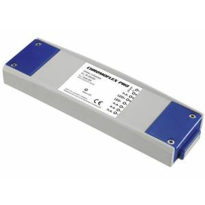 Barthelme LED-dimmer Barthelme CHROMOFLEX Pro stripe 1-channel 192 W 868.3 MHz 50 m 180 mm 52 mm 22 mm