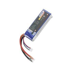Conrad energy RC Batteripack (LiPo) 11.1 V 2200 mAh 30 C Conrad energy Softcase Öppna kabeländar