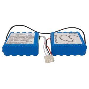 Batteri til GE Pro 1000, GE Pro 1006 12.0V 7600mAh B11187