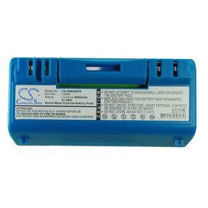 Batteri til iRobot Scooba 350, 390, 5800 etc. 14.4V 4000mAh 14904