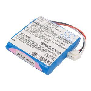 Batteri til Nihon Kohden Edan SE-1, Edan SE-3 14.8V 2600mAh HYTB-102,