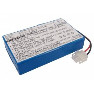 HP Batteri til HP Pagewriter 100, 200, 200i, 300i 6.0V 7000mAh AS11013,