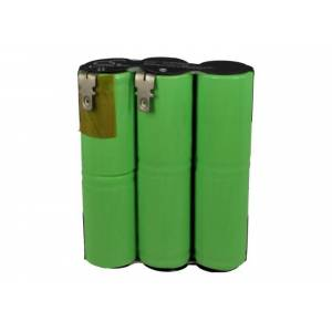 batteripaket till Gardena ST6 häcksax 7,2V 1,8Ah NiCd