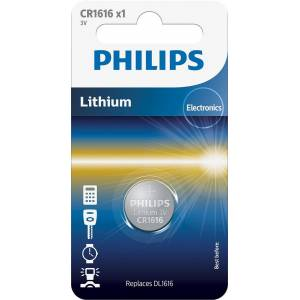Philips Battericell Lithium Cr1616