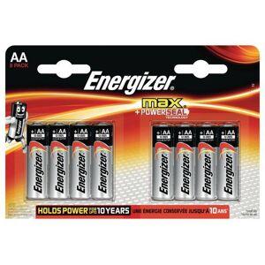 Energizer Batteri ENERGIZER Max AA 8/FP