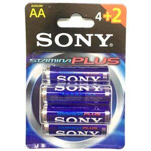 Sony 6xAA Stamina Plus