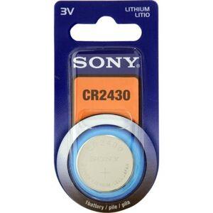 Sony CR2430 Lithium batteri