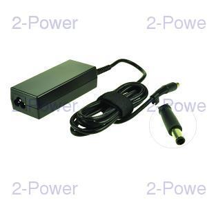 HP Original AC Adapter Compaq Smart Slim 18.5V 3.5A 65W (613152-001)