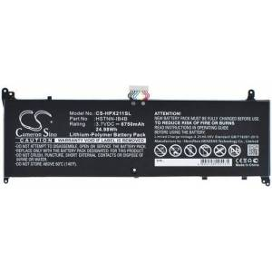 HP 694398-2C1 för HP, 3.7V, 6750 mAh