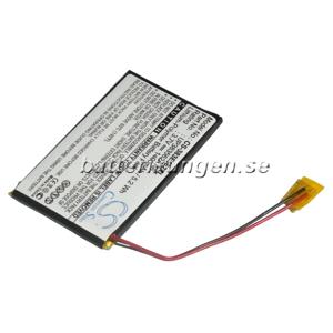 Palm Batteri till Palm Tungsten E - 1400 mAh
