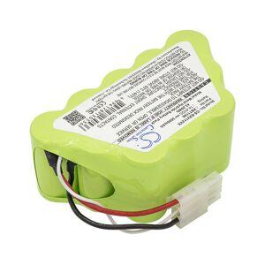 Batteri till Euro Pro Navigator Freestyle Pro mfl - 3.000 mAh