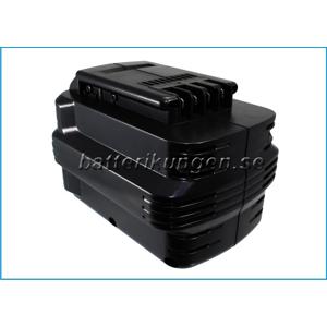 DeWalt Batteri till Dewalt DC222KAmfl - 1.500 mAh