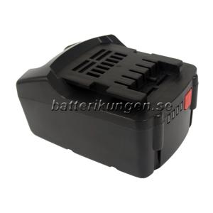 Metabo Batteri till Metabo BS18 LT mfl - 3.000 mAh