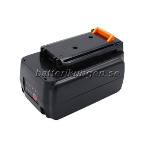 Black & Decker Batteri till Black & Decker LST136 mfl - 2.000 mAh
