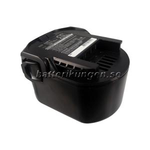 AEG Batteri till AEG BS 12 G mfl - 3.000 mAh