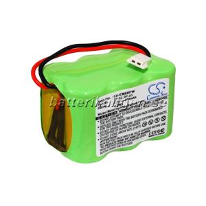 Batteri till Icom IC-24AT mfl - 600 mAh