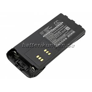 Motorola Batteri till Motorola GP1280 mfl - 1.800 mAh