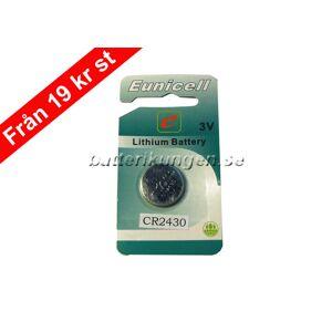 1 st CR2430 3 V knappcellsbatteri