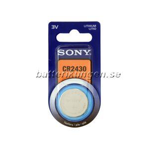Sony 1 st Sony CR2430 batteri