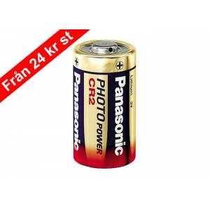 Panasonic CR2 Lithiumbatteri