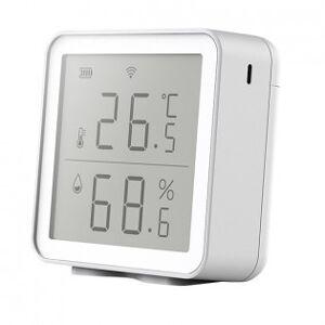 Värme- & fuktighetsmätare för smarta hem WiFi