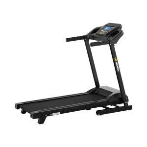 Gymrex Løbebånd sammenklappeligt - 1.471 W -1 til 12 km/t - 120 kg - 2 stigninger