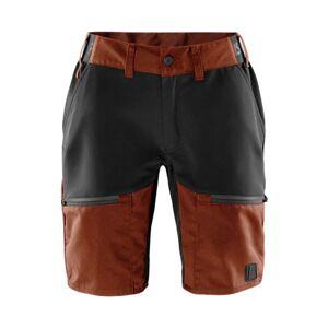Fristads Carbon Semistretch Outdoor Shorts Til Damer L