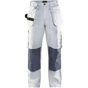 Blåkläder Håndværkerbuks Hvid