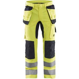 Blåkläder Multinorm bukser Inherent stretch High Vis