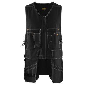 Blåkläder Vest med sømlommer 100% bomuld