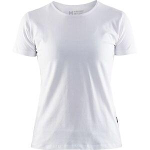 Blåkläder Dame T-Shirt Hvid L