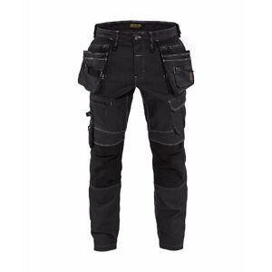 Blåkläder Håndværkerbuks Stretch X1900-9900-D108