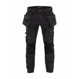 Blåkläder Håndværkerbuks Stretch X1900-9900-C54