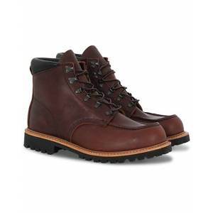 Red Wing Shoes Sawmill Boot Briar Oil Slick Leather men US10,5 - EU43,5 Brun