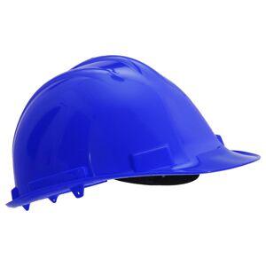 Portwest utholdenhet hodeplagg sikkerhetshjelm - PP (PW50) / Safetywear (pakke med 2) Blå One Size