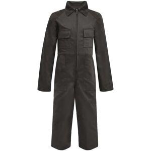 vidaXL Kjeledress til barn størrelse 98/104 grå