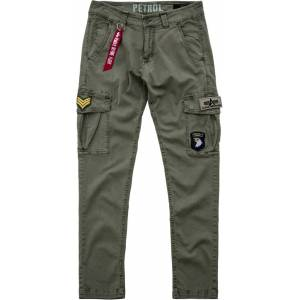 Alpha Industries Petrol Patch Bukser Grønn 33